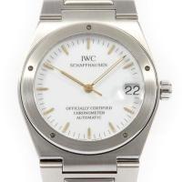 メーカ/ブランド:IWC 商品名:IWC 3521−001 インヂュニアクロノメーター 自動巻 通称...