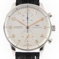 メーカ/ブランド:IWC 商品名:IWC IW371401 ポルトギーゼクロノ 自動巻 通称:ポルト...