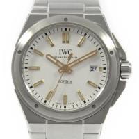 メーカ/ブランド:IWC 商品名:IWC IW323906 インヂュニア 自動巻 通称:インヂュニア...