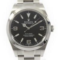 メーカ/ブランド:ロレックス 商品名:ロレックス 214270. エクスプローラーI 自動巻 通称:...