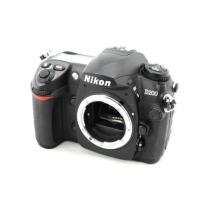 メーカ/ブランド:NIKON 商品名:NIKON D200 通称:デジタル一眼 商品ランク:中古品C