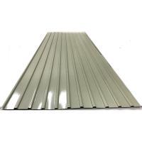 極薄のハード材を使用している為、軽くて丈夫です。小屋や住宅の外壁材などに使用されます。