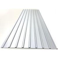 耐食性に優れ、亜鉛メッキ鋼板より3〜6倍の寿命を誇ります。耐熱性、熱反射性に優れています。小屋や獣舎...