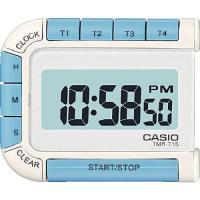 1台で同時に4つまで時間計測ができます。4つの独立したタイマ切替ボタンにより、操作もとっても簡単です...