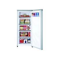 環境に配慮したノンフロンタイプ。扉を開けずに温度調節・急冷操作もOK。素早く冷凍し、食品の鮮度をしっ...