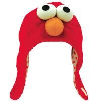 着ぐるみキャップ エルモ 着ぐるみCAP きぐるみキャップ 帽子 セサミストリート ELMO キャラクター なりきりキャップ サザック KOS-073