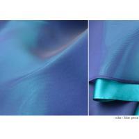 ロングドレス 結婚式 発表会 ゲストドレス オーガンジー 編み上げ 日本製 チェリーピンク/グリーン/アビスブルー/青緑 大きいサイズ