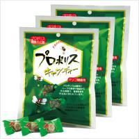 森川健康堂 プロポリスキャンディー 100g × 3袋 1袋あたり455円  プロポリス 送料無料 当日発送(平日13時受付迄)