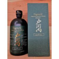 中国醸造 戸河内ウイスキー 8年 40度 700ml|kotobukiyasake