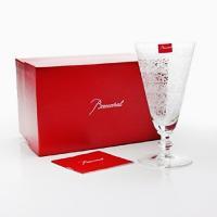 生産国:フランス 材質:クリスタルガラス シリーズ:ローハン(ROHAN) 高さ:14.5cm 径7...