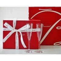生産国:フランス 材質:クリスタルガラス ブランドボックス付き サイズ:口径5,5cm 高さ23,5...