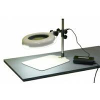 【ポイント15倍】 オーツカ光学 (OOTSUKA) LED照明拡大鏡・調光なし LSKs-B ラウンド6倍