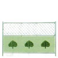 ・サイズ(巾×高さ)(mm):1800×1200  ・材質:本体/スチール  ネット部:金網  ※土...