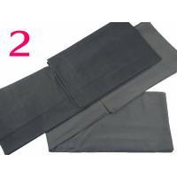 男性 正絹 着物セット 3点 着物・羽織・長襦袢 セット ML・LLサイズ 5色