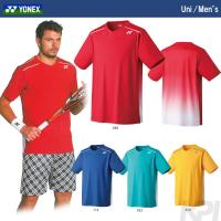 『即日出荷』 YONEX(ヨネックス)「MEN メンズシャツ(スタンダードサイズ) 10138」ウェ...