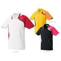YONEX(ヨネックス)「Uni ポロシャツ(スタンダードサイズ) 10142」ソフトテニス&バドミ...