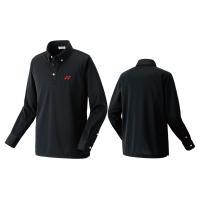 『即日出荷』 YONEX(ヨネックス)「Uni ロングスリーブポロシャツ(スタンダードサイズ) 10...