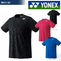 「2017新製品」YONEX(ヨネックス)「UNI シャツ 10180」ウェア「2017SS」