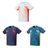 ヨネックス YONEX テニスウェア ユニセックス ゲームシャツ フィットスタイル  10320 2019FW [ポスト投函便対応]