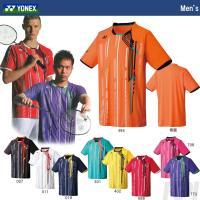 『即日出荷』 YONEX(ヨネックス)「MEN メンズシャツ(スタンダードサイズ) 12098」ウェ...