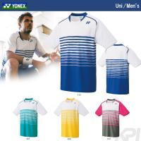 『即日出荷』 YONEX(ヨネックス)「Uni ポロシャツ(スタンダードサイズ) 12103」ウェア...