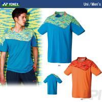 『即日出荷』 YONEX(ヨネックス)「Uni ポロシャツ(スタンダードサイズ) 12110」ウェア...