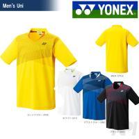 YONEX ヨネックス 「Uni シャツ スタンダードサイズ  12127」ウェア「FW」『即日出荷...