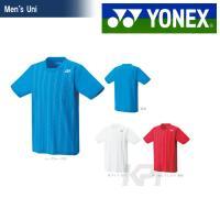 YONEX(ヨネックス)「Uni ユニシャツ(スタンダードサイズ) 12134」テニス&バドミントン...