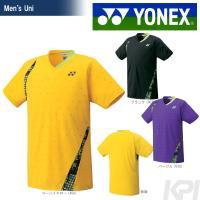 YONEX ヨネックス 「UNI シャツ 12142」テニスウェア「KPI」『即日出荷』