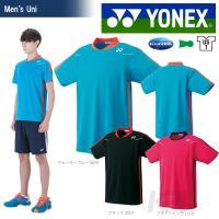 YONEX ヨネックス 「UNI シャツ フィットスタイル  12143」テニスウェア「SS」『即日...