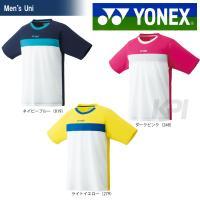 「2017新製品」YONEX(ヨネックス)「UNI ドライTシャツ 16278」テニス&バドミントン...