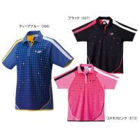 『即日出荷』YONEX(ヨネックス)≪Ladie's レディースシャツ(レギュラータイプ) 2023...