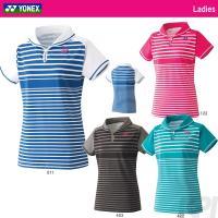 『即日出荷』YONEX(ヨネックス)「WOMEN ウィメンズシャツ(スリムロングフィットタイプ) 2...
