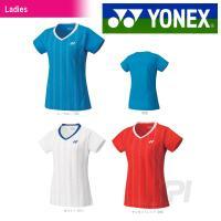 YONEX(ヨネックス)「Ladies レディースシャツ(スリムロングフィットタイプ) 20303」...