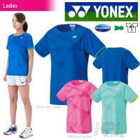 YONEX ヨネックス 「Ladies レディース シャツ 20310」テニスウェア「SS」『即日出...