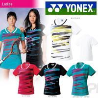 YONEX ヨネックス 「WOMEN レディース シャツ 20352」ウェア「SS」『即日出荷』