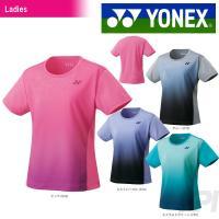 YONEX ヨネックス 「WOMEN レディース シャツ 20361」ウェア「SS」『即日出荷』