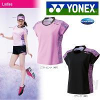 YONEX ヨネックス 「Ladies レディース ウィメンズ シャツ 20364」テニス&バドミン...