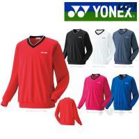 「ポスト投函便 送料無料 1点まで 」YONEX ヨネックス 「UNI トレーナー 32019」ウェア「SS」