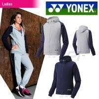 YONEX(ヨネックス)「Ladies レディーススウェットパーカー 39002」テニス&バドミント...