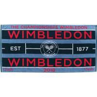 『即日出荷』ウィンブルドン WIMBLEDON テニスタオル  2018 チャンピオンシップタオル ...