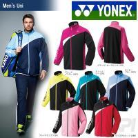 YONEX(ヨネックス)「Uni ウォームアップシャツ(アスリートフィット) 52001」ソフトテニ...