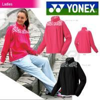 YONEX(ヨネックス)「Ladies レディースウォームアップシャツ 57022」テニス&バドミン...