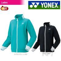 「均一セール」YONEX ヨネックス 「Ladies レディース ニットウォームアップシャツ 58078」ウェア「FW」 『即日出荷』