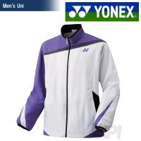 『即日出荷』 YONEX(ヨネックス)「Uni 裏地付ウィンドウォーマーシャツ 70044」テニス&...