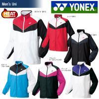 YONEX ヨネックス 「Uni 裏地付ウィンドウォーマーシャツ フルモーション3D  70049」...