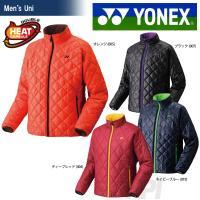 YONEX(ヨネックス)「メンズ 中綿ブルゾン 90033」ソフトテニス&バドミントンウェア「FW」...