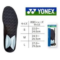 「2016モデル」YONEX(ヨネックス)「パワークッション ウェーブインソール AC192」