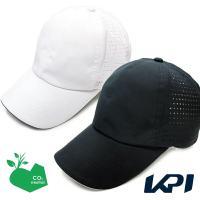 「均一セール」KPI ケイピーアイ 「Uniメッシュエアプレミアムキャップ AYHA1403」 KPIオリジナル商品 『即日出荷』 夏用 軽量 テニス 帽子