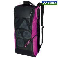 ヨネックス YONEX テニスバッグ・ケース  ボックスラケットバッグ6 リュック付  テニス6本用 BAG1929-747